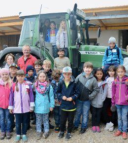 Landfrauen machen Schule