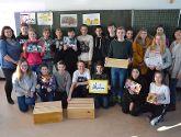 Bienenprojekt der Martini-Schule