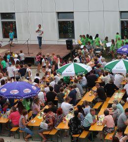 Baustellen-Schulfest 2019