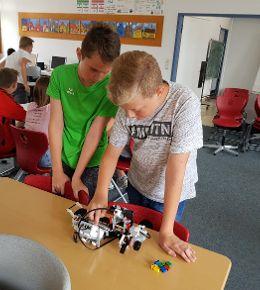 Robotik-Projekt